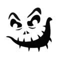 Jack-O-Lantern Face 01