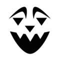 Jack-O-Lantern Face 03