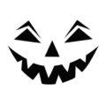 Jack-O-Lantern Face 06