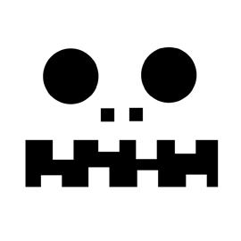 Jack-O-Lantern Face 07