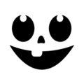 Jack-O-Lantern Face 09