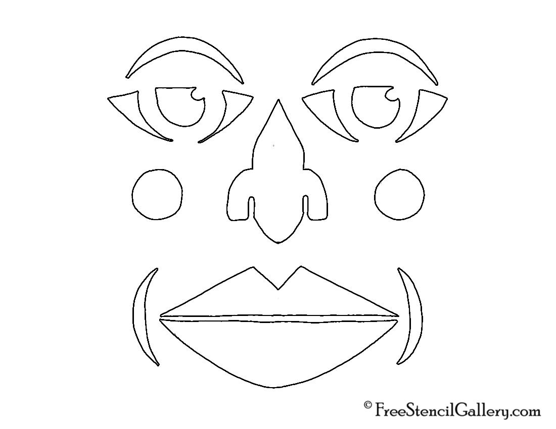 Jack-O-Lantern Face 15