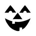 Jack-O-Lantern Face 17