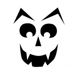 Jack-O-Lantern Face 22