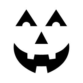 Jack-O-Lantern Face 23