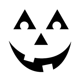 Image for Jack O Lantern Pumpkin Stencils Free