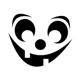 Jack-O-Lantern Face 31