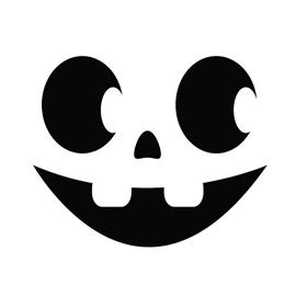 Jack-O-Lantern Face 32