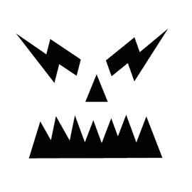 Jack-O-Lantern Face 33