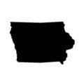 Iowa Stencil