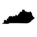 Kentucky Stencil