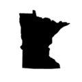 Minnesota Stencil
