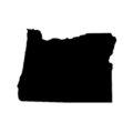 Oregon Stencil