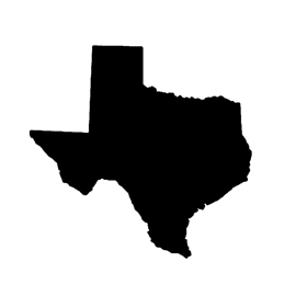 photo relating to Texas Outline Printable referred to as Texas Stencil Free of charge Stencil Gallery