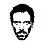 Gregory House Stencil