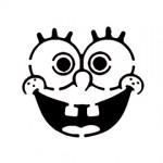 Sponge Bob Stencil