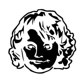 Honey Boo Boo Stencil