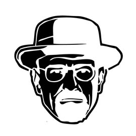 Breaking Bad – Heisenberg Stencil