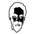 Evil Abed Stencil