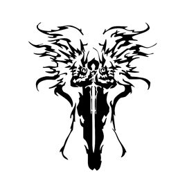 Diablo Tyrael Stencil Free Stencil Gallery