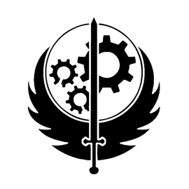 Fallout - Brotherhood of Steel Logo