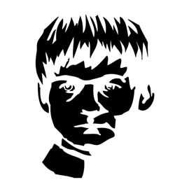 Game of Thrones - Joffrey Stencil