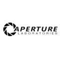 Portal - Aperture Laboratories Stencil