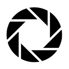 Portal – Aperture Science Inc Logo Stencil
