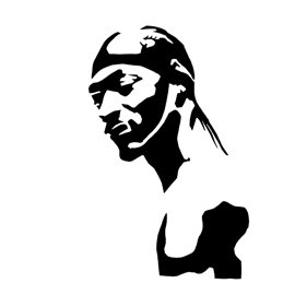 Snoop Dogg Stencil