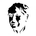 Thomas Edison Stencil