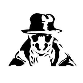 Watchmen – Rorschach Stencil