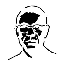 Breaking Bad – Gus Fring Stencil