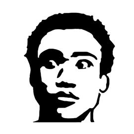 Community – Troy Barnes Stencil