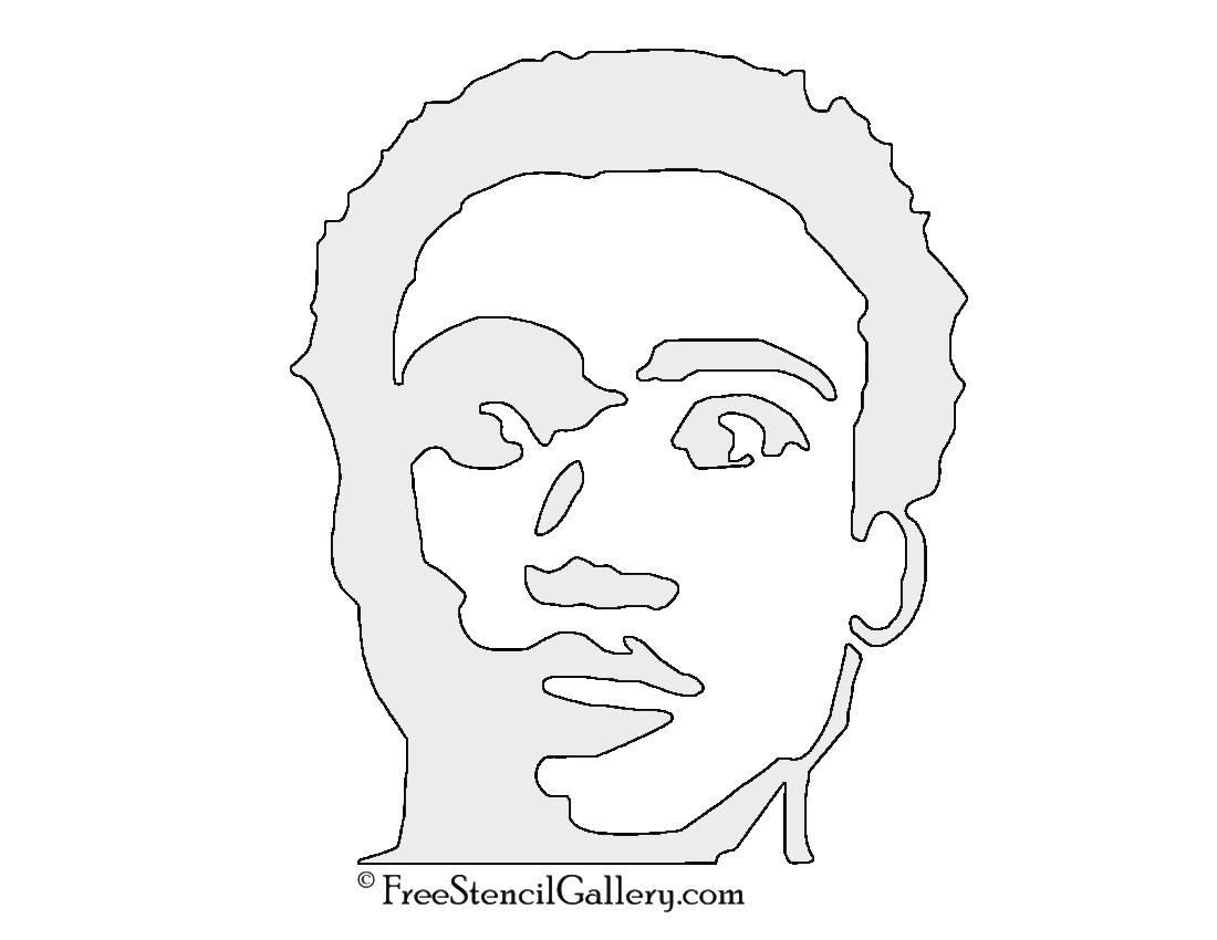 Community - Troy Barnes Stencil