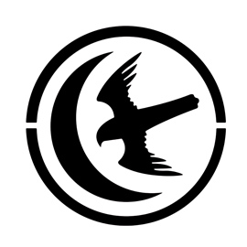 Game of Thrones – House Arryn Sigil Stencil