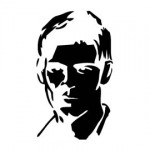 Vampire Diaries - Klaus Stencil