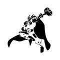 Thor Stencil