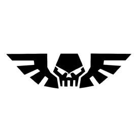 Warhammer 40k – Imperialis Symbol Stencil