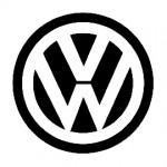 Volkswagen Logo Stencil