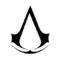 Assassin's Creed Symbol Stencil