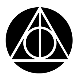 Harry Potter Deathly Hallows Symbol
