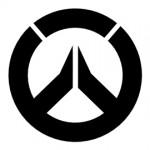 Overwatch Symbol Stencil