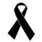 Awareness Ribbon Stencil