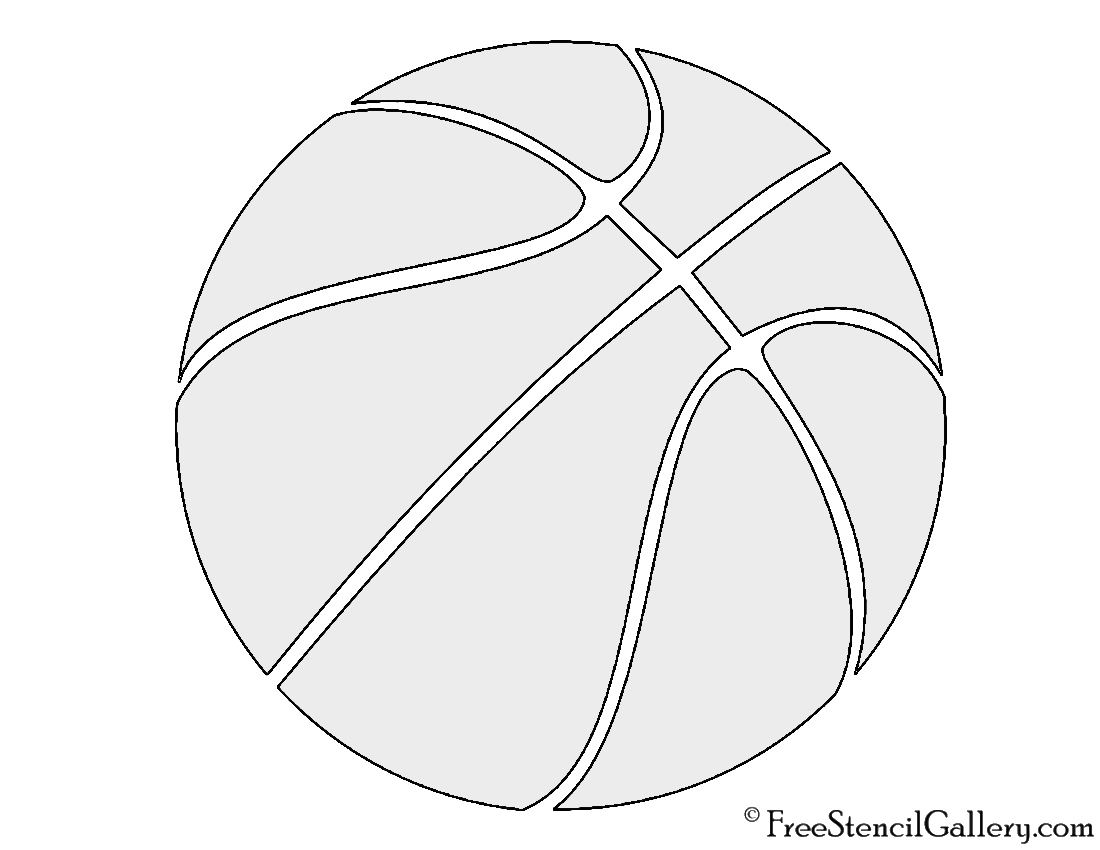 Adorable image intended for basketball template printable