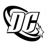 DC Comics Logo Stencil
