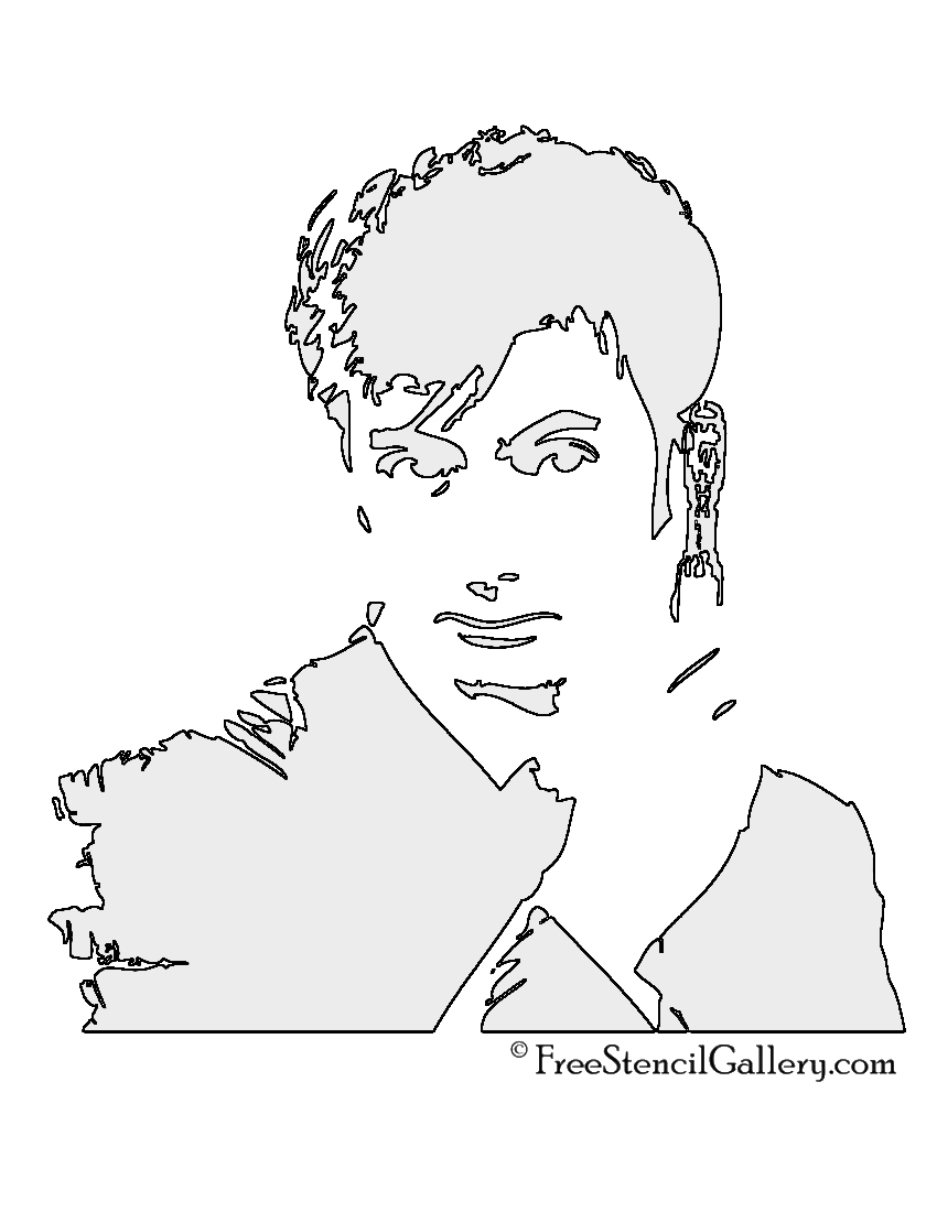 Printable Doctor Who Stencils