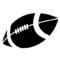 Football Stencil
