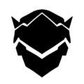 Overwatch - Genji Stencil