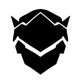 Overwatch – Genji Stencil
