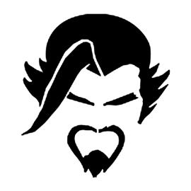 Overwatch – Hanzo Stencil
